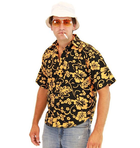 Fear and Loathing Costume