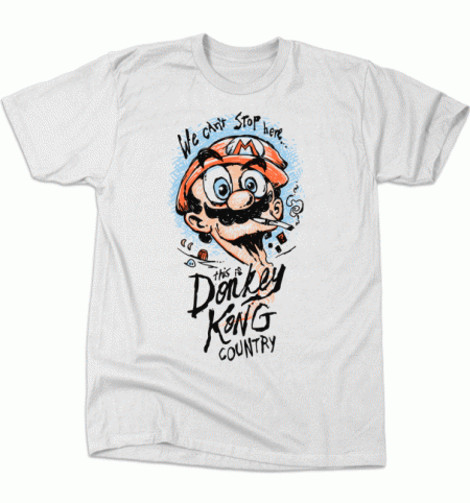 Hunter S. Thompson t-shirts