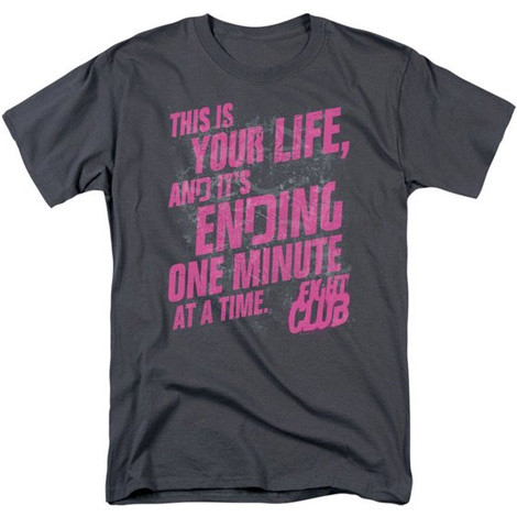 life ending fight club shirts