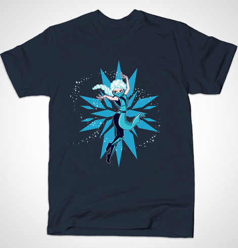 Frozen Kombat Shirt