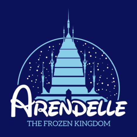 Cute Elsa, Anna and Olaf Frozen T-Shirt