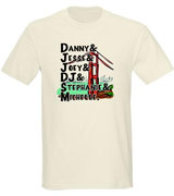 Tanners Full House t-shirt