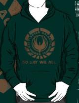 logo Battlestar Galactica sweatshirt