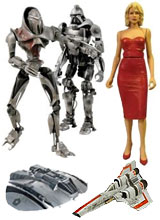 Battlestar Galactica Toys and Action Figures