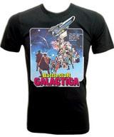 Vintage Battlestar Galactica t-shirts