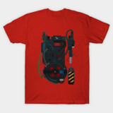 Ghostbusters Proton Pack Costume shirt