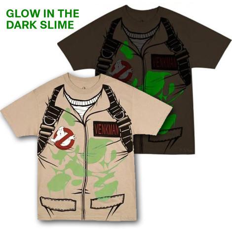 Ghostbusters Venkman t-shirt