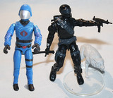 Old G.I. Joe Action Figures