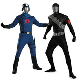 G.I. Joe Costumes Snake Eyes