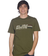 vintage G.I. Joe logo shirt
