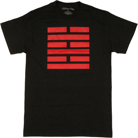 Snake Eyes G.I. Joe t-shirts