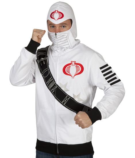 Storm Shadow Costume Hoodie