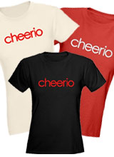 Glee Cheerio tee