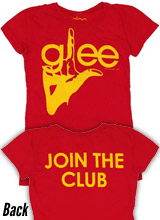 Glee Join the Club shirt