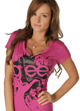Glee Logo t-shirts
