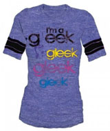 Gleek shirt