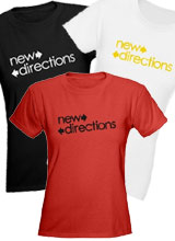 Glee New Directions tee