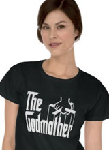 The Godmother t-shirts