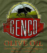 Godfather Genco Olive Oil t-shirt