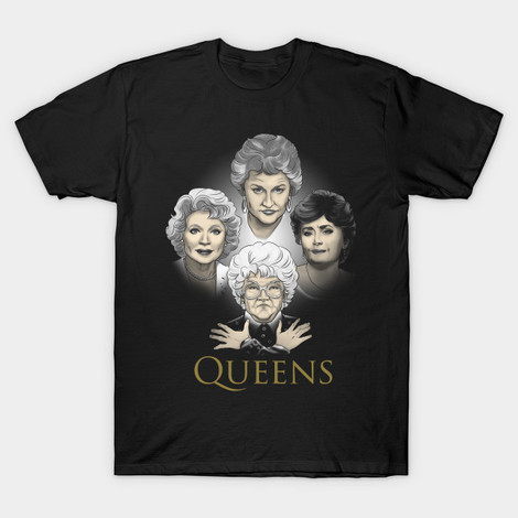 Golden Girls Cast t-shirt