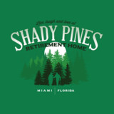 Shady Pines t-shirt
