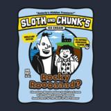 Sloth Loves Chunk t-shirt