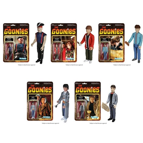 Goonies Figures and Toys