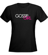 Gossip Girl logo t-shirt