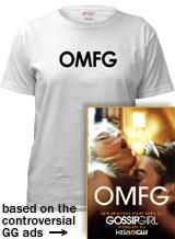 OMG Gossip Girl t-shirt