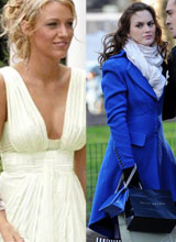 gossip girl dresses and fashion