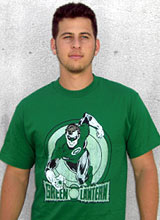 DC Comics Hal Jordan shirt