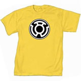 Sinestro Corps shirt