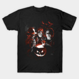 Rob Zombie Halloween movie poster tee