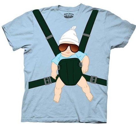 The Hangover Baby shirt
