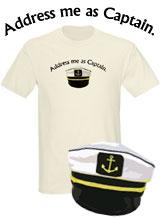 Hangover 2 Alan Address Me as Captain shirt