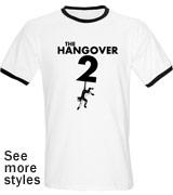Hangover 2 Logo shirt