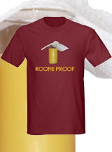 Roofie Proof shirt