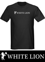 White Lion shirt
