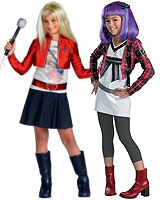 Hannah Montana Costumes