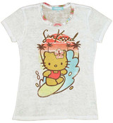 Hello Kitty Pink Bow t-shirt