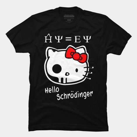 Hello Soft Kitty Sheldon tee