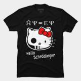 Hello Soft Kitty Sheldon tee
