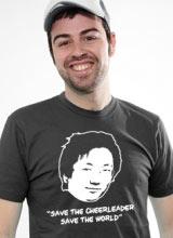 hiro heroes t-shirt