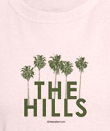 The Hills Palm Tree tee