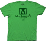 MacLaren's Bar How I Met Your Mother t-shirt