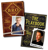 Bro Code Book Barney Stinson The Playbook