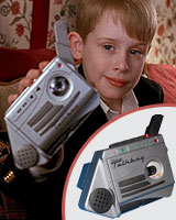 Home Alone Talkboy and Talkgirl