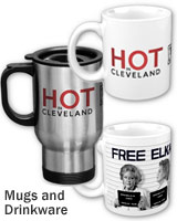 Hot in Cleveland Coffee Mugs