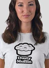 Dusty Muffins Betty White shirt