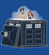 Doctor Who Hot Tub tee